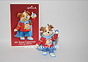 Hallmark 2004 My Third Christmas Childs Age Collection Boy Ornament QXG5681
