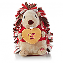 Hallmark Stuck on You Porcupine Interactive Plush Animal LPR1101