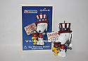 Hallmark 2004 The Winning Ticket Ornament 7th in the Spotlight on Snoopy Series QX8371