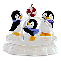 Hallmark 2016 Playground Pals Penguin Ornament QGO1054