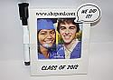 Hallmark Graduation 2012 Personalized Caption Ceramic Frame GGT1204