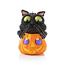 Hallmark 2013 Cat O' Lantern Ornament QFO5212