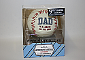 Hallmark Dad Autograph Baseball With Stand LPR1204