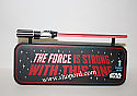Hallmark Star Wars Red Lightsaber Desk Accessory The Force Is Strong With This One SHP2104