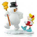 Hallmark 2014 A Frosty Parade Ornament Frosty the Snowman QXI2526