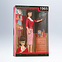 Hallmark 2012 Student Teacher Barbie Ornament QXI2674