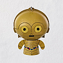 Hallmark 2018 Keepsake C-3PO Wood Ornament QXI3403
