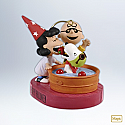 Hallmark 2012 Bobbing for Apples Ornament The Peanut Gang QFO5201