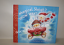 Hallmark Magical Sleigh Snow Way Storybook Hardcover XKT1695