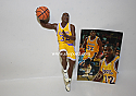 Hallmark 1997 Magic Johnson Ornament 3rd In The Hoop Stars Series QXI6832
