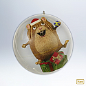 Hallmark 2012 The Hamster Dance Song Ornament QXG3214