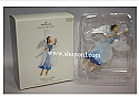 Hallmark 2007 Unlike Any Other Holiday Angels Ornament 2nd in the series QX7167 Damaged Box