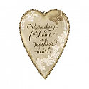 Hallmark 2015 A Mother's Heart Ornament QHX1097