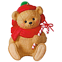 Hallmark 2017 Keepsake Beary Festive Ornament QX9455