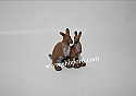 Hallmark 2001 Bouncy Kangaroos Miniature Ornament QXM5332