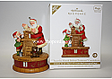 Hallmark 2011 Twas the Month Before Christmas Countdown Ornament Damaged Box QXG4719