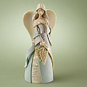 Enesco Foundations New Love Guardian Angel Figurine 4024908