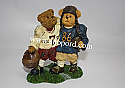Boyds The Bearstone Collection - Block and Tackle (Sideline Buddies) #228505