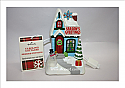 Hallmark Caroling Cottages Season's Greetings XLJ6024 (With Tag)
