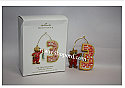Hallmark 2009 My Third Christmas Ornament Childs Age Collection QXG6055 Damaged Box