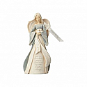 Foundations by Enesco Anniversary Angel Figurine 4058702