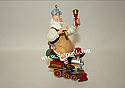 Hallmark 2000 Toymaker Santa Ornament 1st In The Series QX6751
