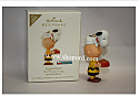 Hallmark 2008 Suppertime Ornament The Peanuts Gang Limited Quantity QXE9034