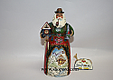 Jim Shore Frohe Weihnachten German Santa Figurine 4017646