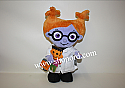Hallmark Maddie The Mad Scientist Techno Plush Monster Mash LPR1136