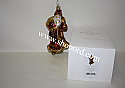 Hallmark 2016 Vintage Santa Heritage Collection Ornament HDR1523 Damaged Box