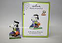 Hallmark 2011 A Monstrous Disguise Halloween Ornament Snoopy in The Peanuts Gang QFO5217