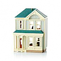 Hallmark 2013 Stately Victorian Ornament 30th in the Nostalgic Houses and Shops series QX9122