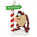 Hallmark 2014 A Sticky Situation Ornament Taz Looney Tunes QXI2443