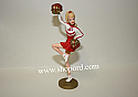 Hallmark 2002 Cheer For Fun Barbie Ornament QXI8306