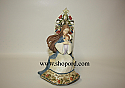 Enesco Foundations Mother and Child Musical Silent Night Figurine 4008215