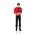 Hallmark 2013 Chief Engineer Montgomery Scott Ornament 4th in the Star Trek Legends series QX9165