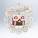 Hallmark 2012 New Home Ornament QXG4794