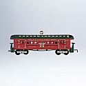 Hallmark 2012 Lionel Nutcracker Route Baggage Coach Ornament QXI2001