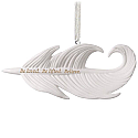 Hallmark 2018 Keepsake Be Lifted Ornament QHX4033