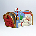 Hallmark 2012 Letters to Santa Ornament QXG4739