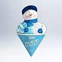 Hallmark 2012 Dad Ornament QXG4584