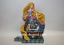 Jim Shore Disney Traditions Enlightened Love Rapunzel From Tangled 8th in the Royal Gown Series 4031485