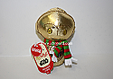 Hallmark itty bitty Star Wars Holiday C 3PO Plush Toys For Tots KID3391