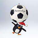 Hallmark 2012 Soccer Star Ornament QXG4434