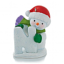 Hallmark 2013 N Is for Nip in the Air Ornament QRP5932