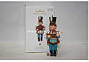 Hallmark 2010 Toy Soldier Yuletide Treasures Ornament 5th and Final in the Series QX8413