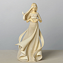 Enesco Foundations Expectant Mother Figurine 4036740