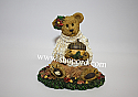 Boyds The Bearstone Collection - Cornelia Autumnbeary (Acorns Galore) #4029456