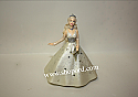 Hallmark 2001 Celebration Barbie Ornament Special 2001 Edition 2nd In The Series QXI5202