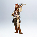 Hallmark 2012 On Stranger Tides Ornament Pirates of the Caribbean QXD1001
